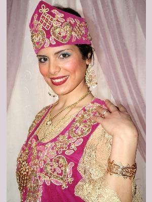 ازياء العروس الجزائرية Neggaf28