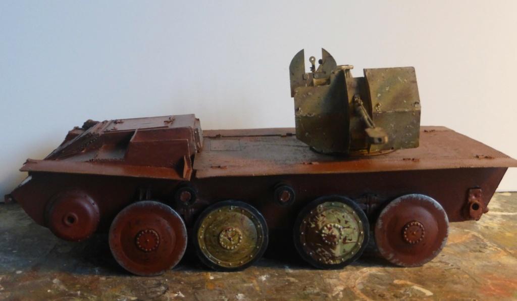 Waffentragger mit jaboschreck,Krupp, 1/35e P1010921