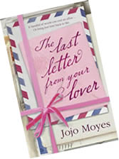 Jojo Moyes - The Last Letter from your Lover (et autres romans) The20l10