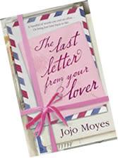 Jojo Moyes - The Last Letter from your Lover (et autres romans) The20l10
