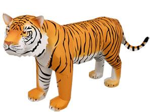 poupée en tissu manga Tiger_10