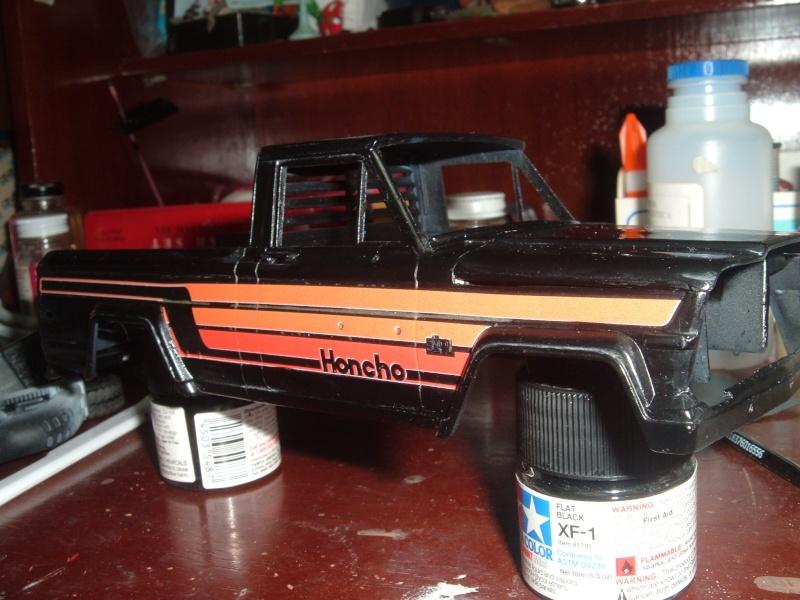 Jeep HONCHO 1983 CUSTOM Dscf3413
