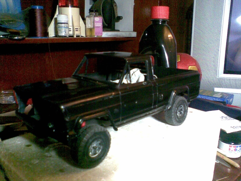 Jeep HONCHO 1983 CUSTOM Imagen16