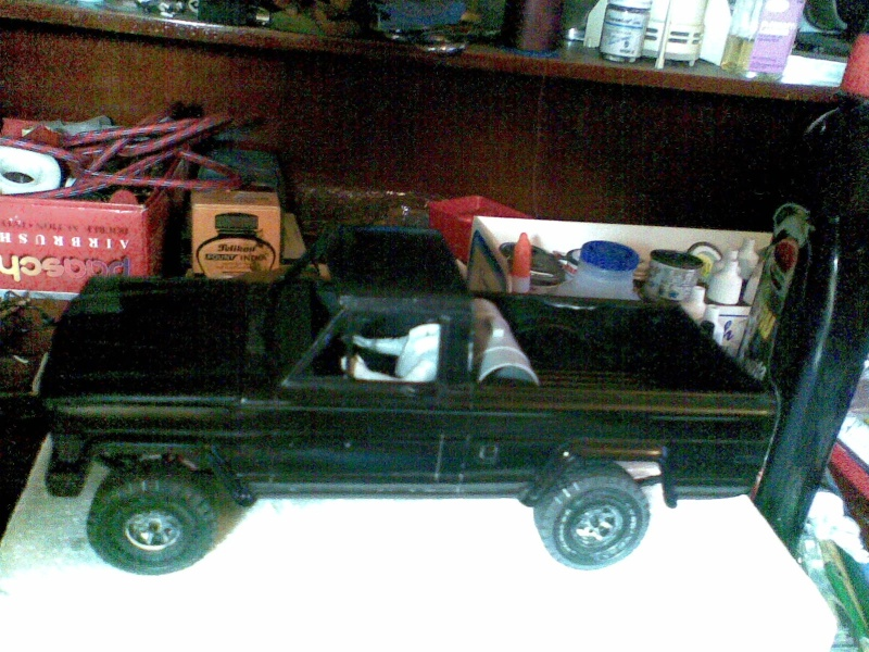 Jeep HONCHO 1983 CUSTOM Imagen17