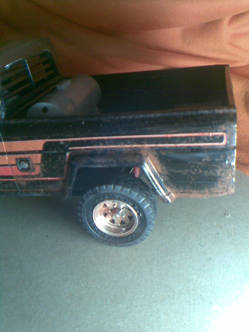 Jeep HONCHO 1983 CUSTOM Imagen23