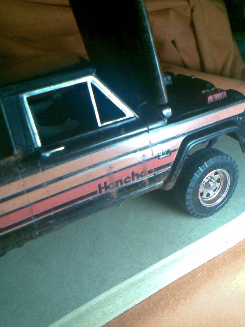 Jeep HONCHO 1983 CUSTOM Imagen24