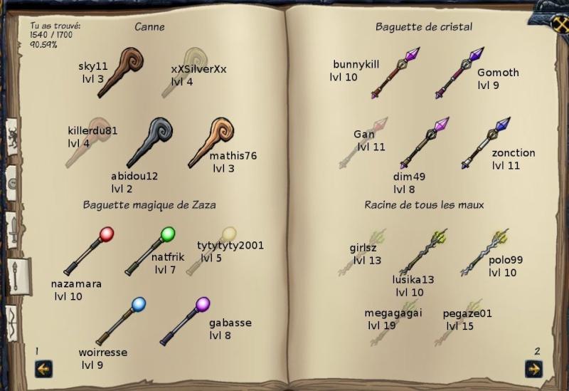 Tableaux de chasse - Mages Sf112