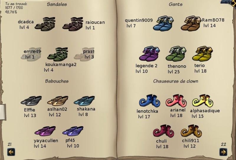 Tableaux de chasse - Mages Sf114