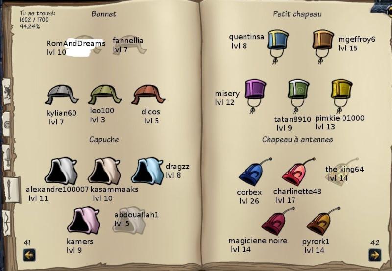 Tableaux de chasse - Mages Sf116