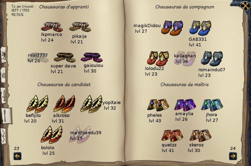 Tableaux de chasse - Mages Sf216