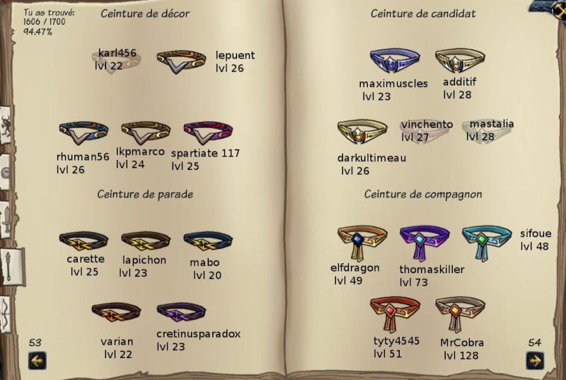 Tableaux de chasse - Mages Sf219