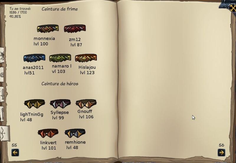 Tableaux de chasse - Eclaireurs Sf311