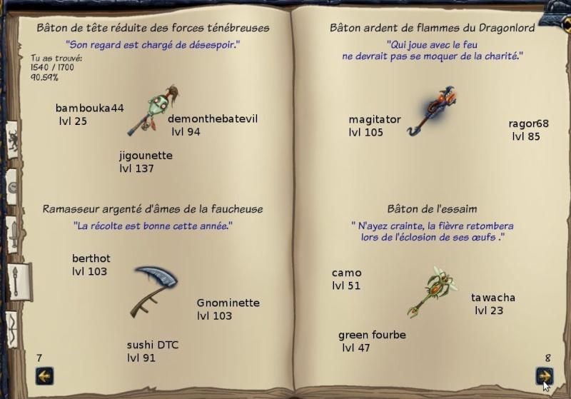 Tableaux de chasse - Mages Sf412