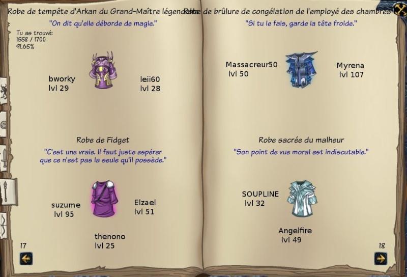 Tableaux de chasse - Mages Sf413