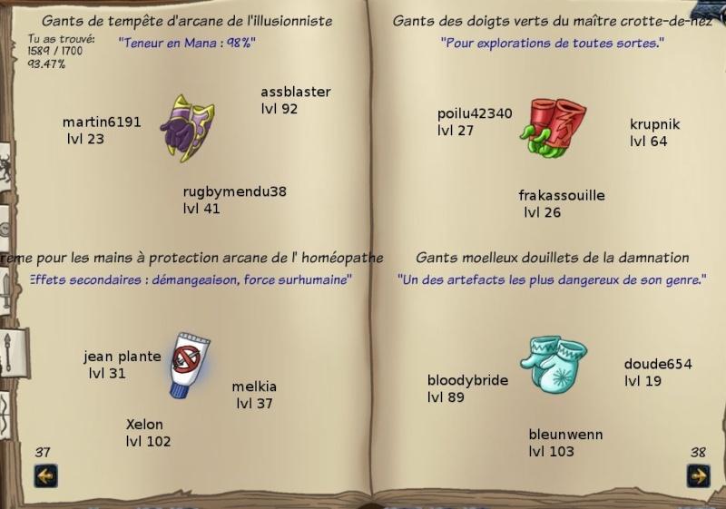 Tableaux de chasse - Mages Sf415