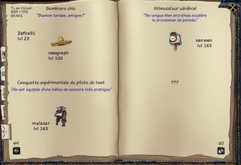 Tableaux de chasse - Eclaireurs Sf510