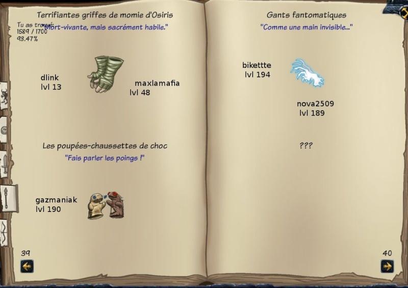 Tableaux de chasse - Mages Sf515