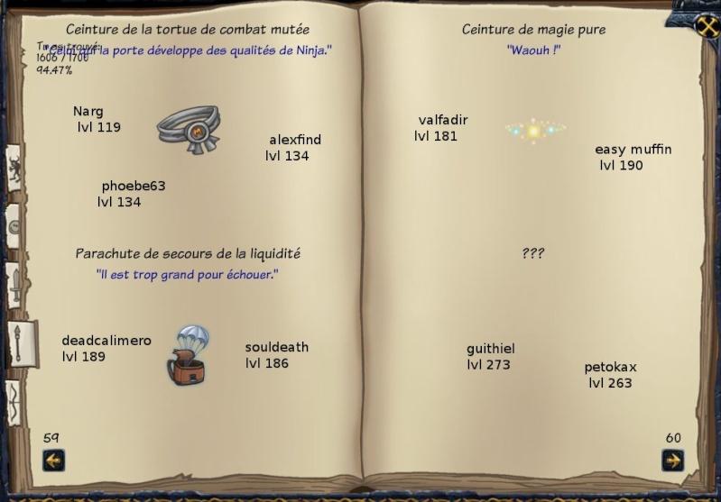 Tableaux de chasse - Mages Sf517