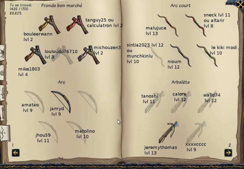 Tableaux de chasse - Eclaireurs Sf_jpg11