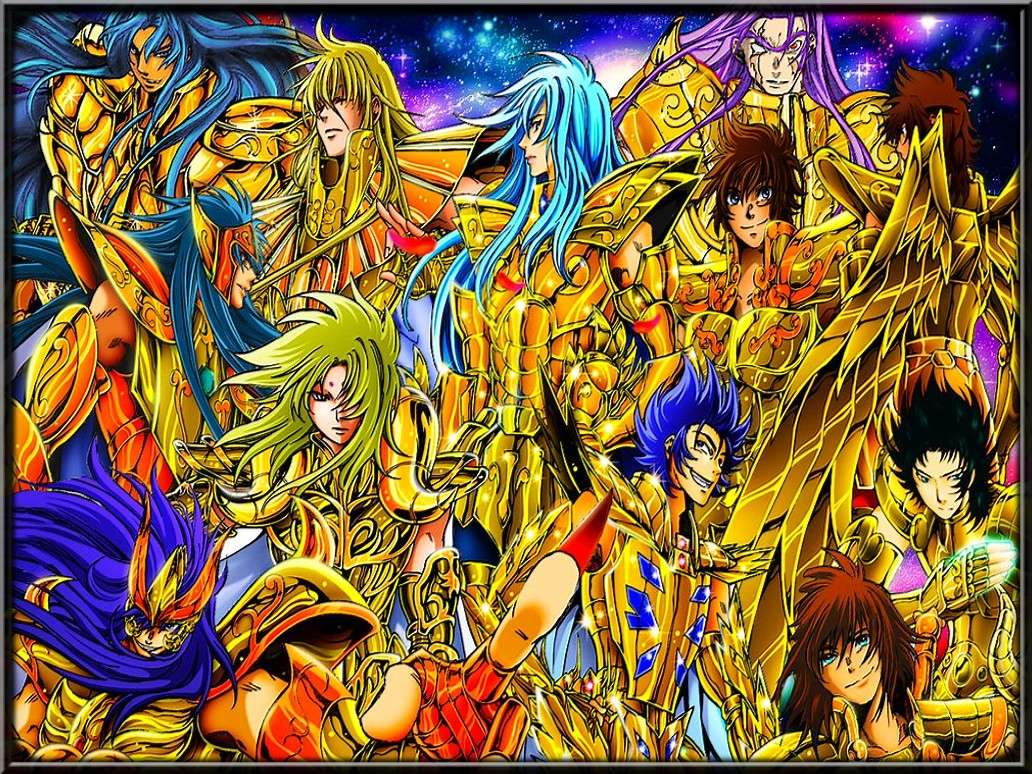 Saint Seiya Mythologie