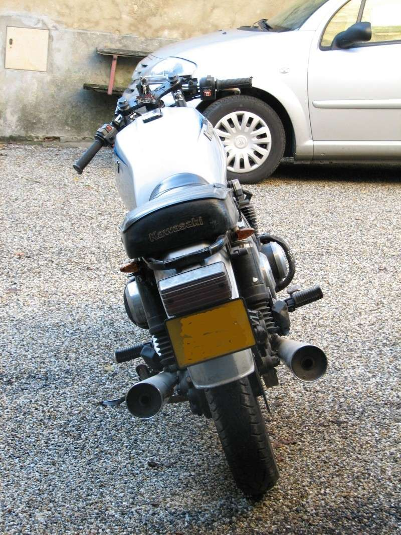 Ma grosse vieille Kawa110