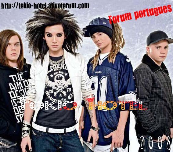 Forum português dos Tokio Hotel