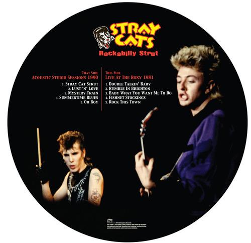 Stray Cats: Rockabilly Strut 61t53h10