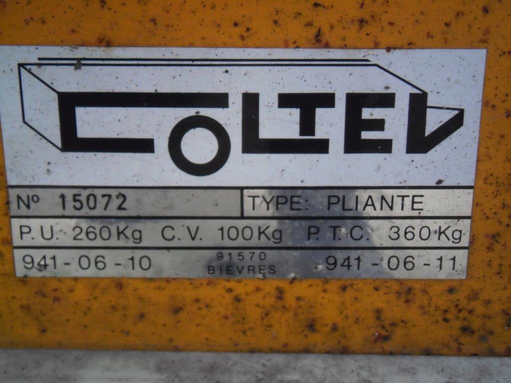 Cherche notice caravane pliante Coltel entoilage Maréchal P1210010