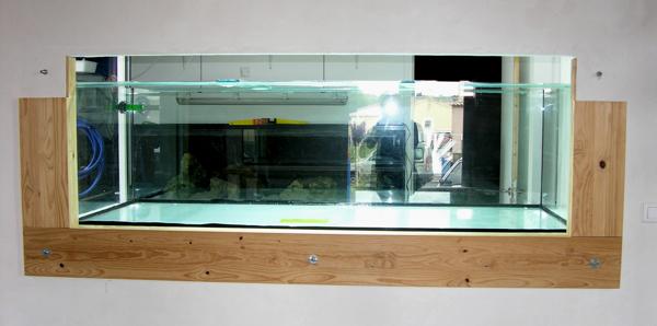 Cuve à Lolo: 2,1m X 0,8m Haut: 0,6m 1000L 150Kg Cuve-012