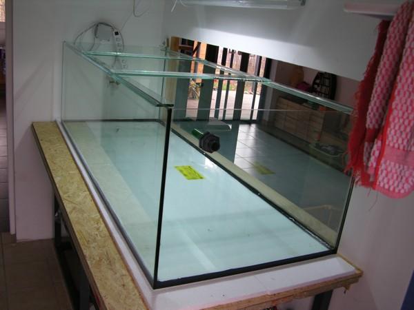 Cuve à Lolo: 2,1m X 0,8m Haut: 0,6m 1000L 150Kg Cuve-015