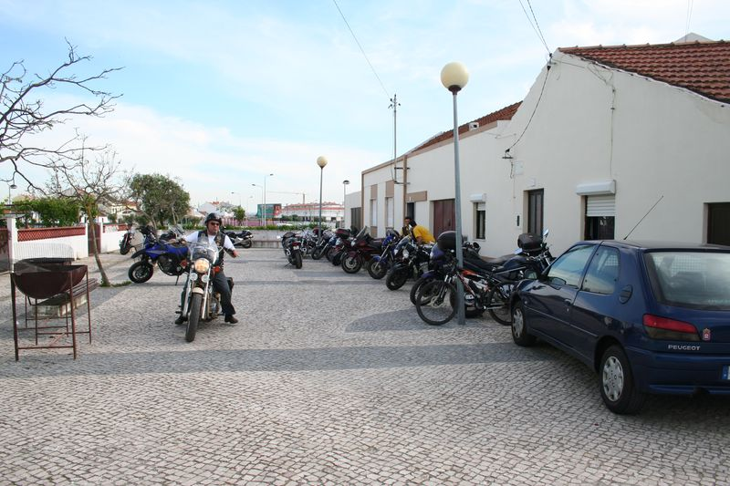 Grupo Motard do Convento de S. Francisco–Alcochete-26-04-08 Img_6015