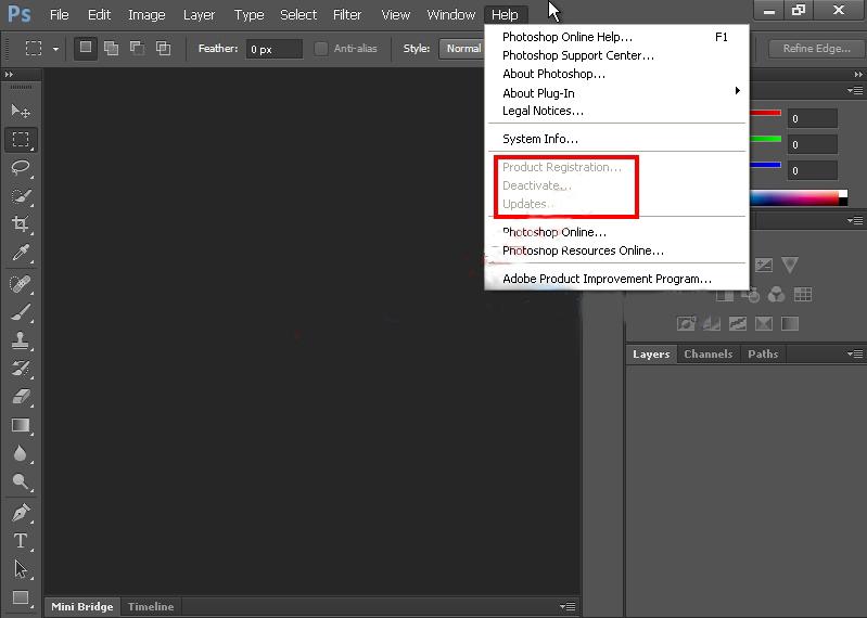 الاصدار النهائى Adobe Photoshop CS6 13.0 Final + داعم للعربية + الباتش للتفعيل 46170010