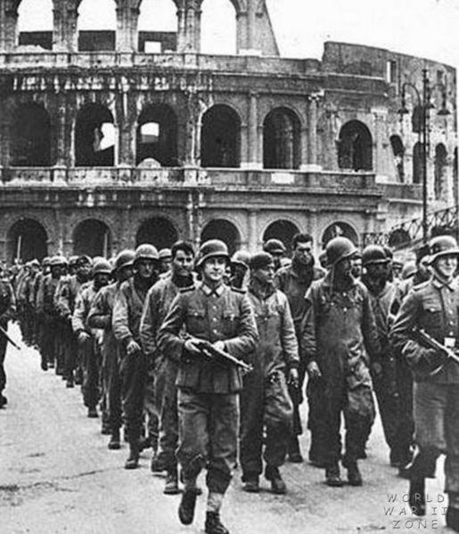 La marche de la Honte Allied10