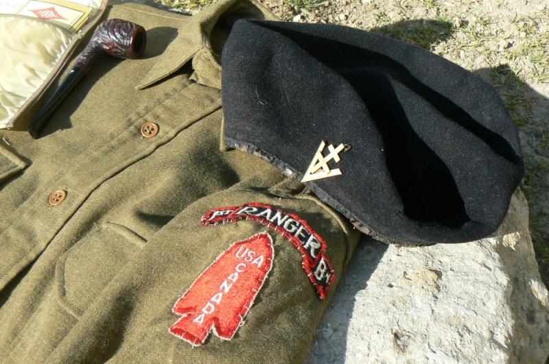 Nature morte sur le thème de la First Special Service Force P1050144
