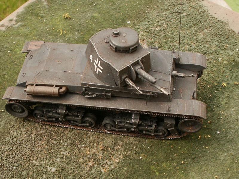 Le Panzer 35(t) en maquettes 35t210