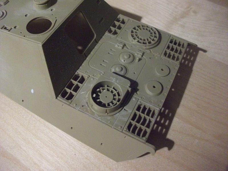Jagdpanther 1/25° Academy. [ TERMINÉ ] Dscf6630