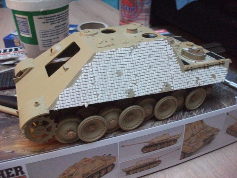Jagdpanther 1/25° Academy. [ TERMINÉ ] - Page 2 Dscf6717