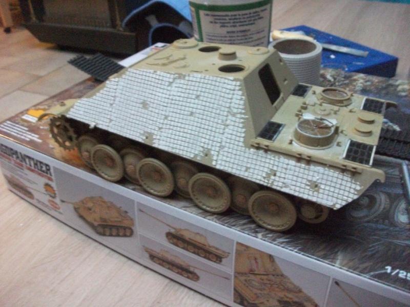 Jagdpanther 1/25° Academy. [ TERMINÉ ] - Page 2 Dscf6718