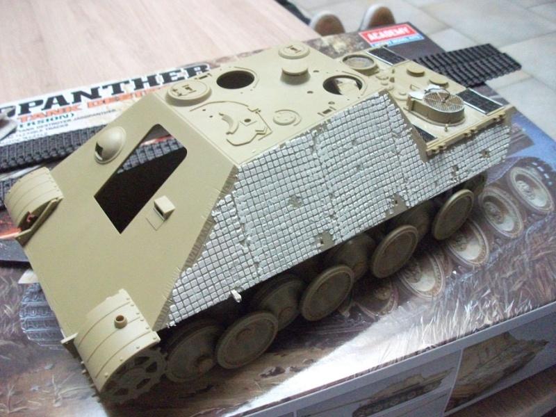 Jagdpanther 1/25° Academy. [ TERMINÉ ] - Page 2 Dscf6727