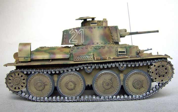 Le Panzer 38(t) en maquettes F03g10