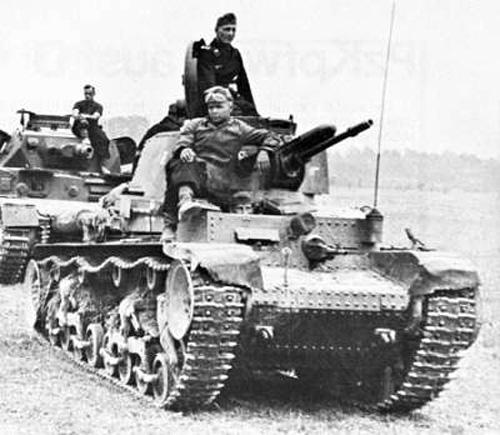 Photos Panzer 35(t) Panzer15