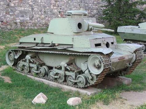 Photos Panzer 35(t) Panzer16