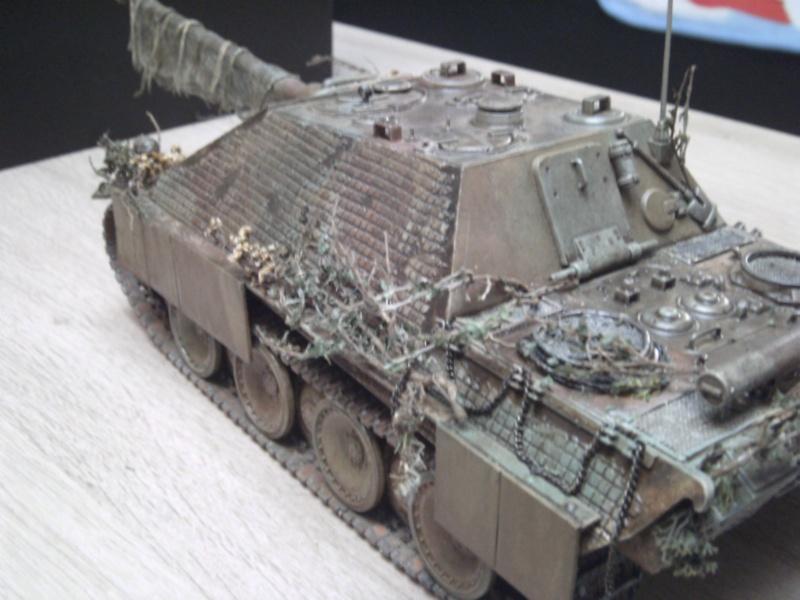 Jagdpanther 1/25° Academy. [ TERMINÉ ] - Page 6 Pict0531