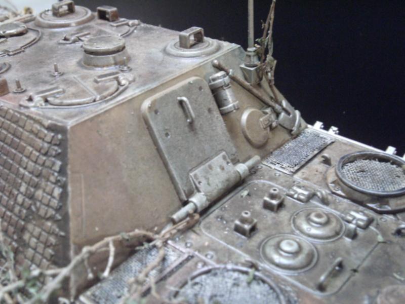 Jagdpanther 1/25° Academy. [ TERMINÉ ] - Page 6 Pict0546