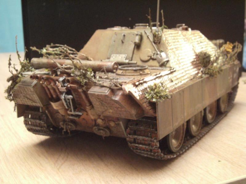 Jagdpanther 1/25° Academy. [ TERMINÉ ] - Page 6 Pict0553