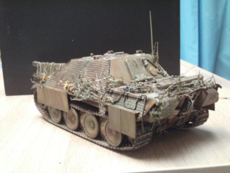 Jagdpanther 1/25° Academy. [ TERMINÉ ] - Page 6 Pict0554