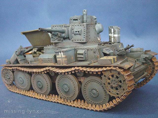 Le Panzer 38(t) en maquettes Pz38t_11