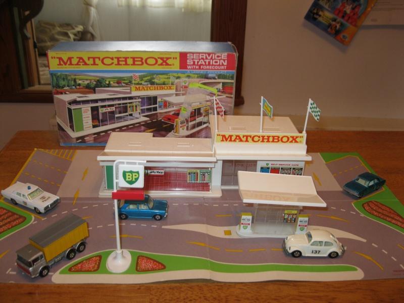 garage BP matchbox mg-1 00410