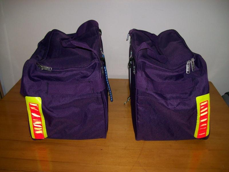 Fabriquer une sacoche pour trike ou low racer,pas cher - to Build a Pannier 100_1042