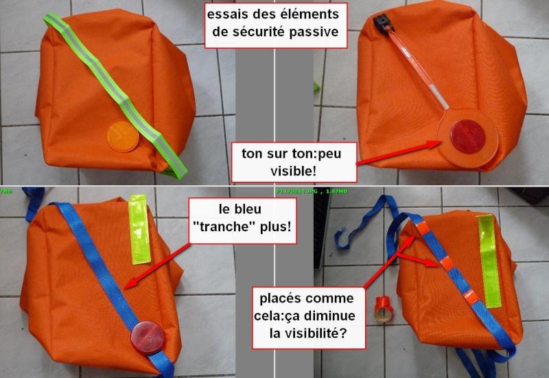 Fabriquer une sacoche pour trike ou low racer,pas cher - to Build a Pannier Sacoch30